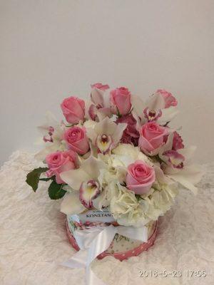#flower box _louloudia thessaloniki