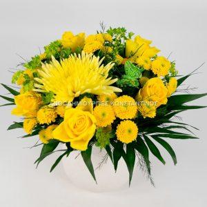 συνθεση λουλουδιων ανοιξιατικη αποστολη αχεπα