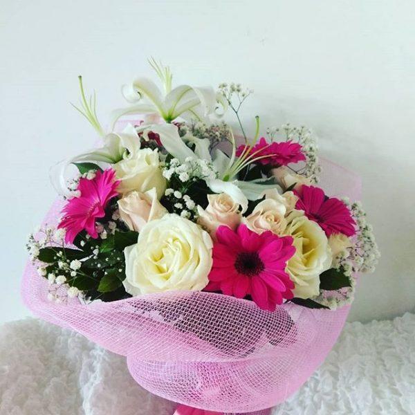 ανθοδέσμη για επέτειο γάμου Αυθημερόν delivery στη Θεσσαλονίκη! Ανθοπωλείο ανθοδημιουργίες Τούμπα Θεσσαλονίκη