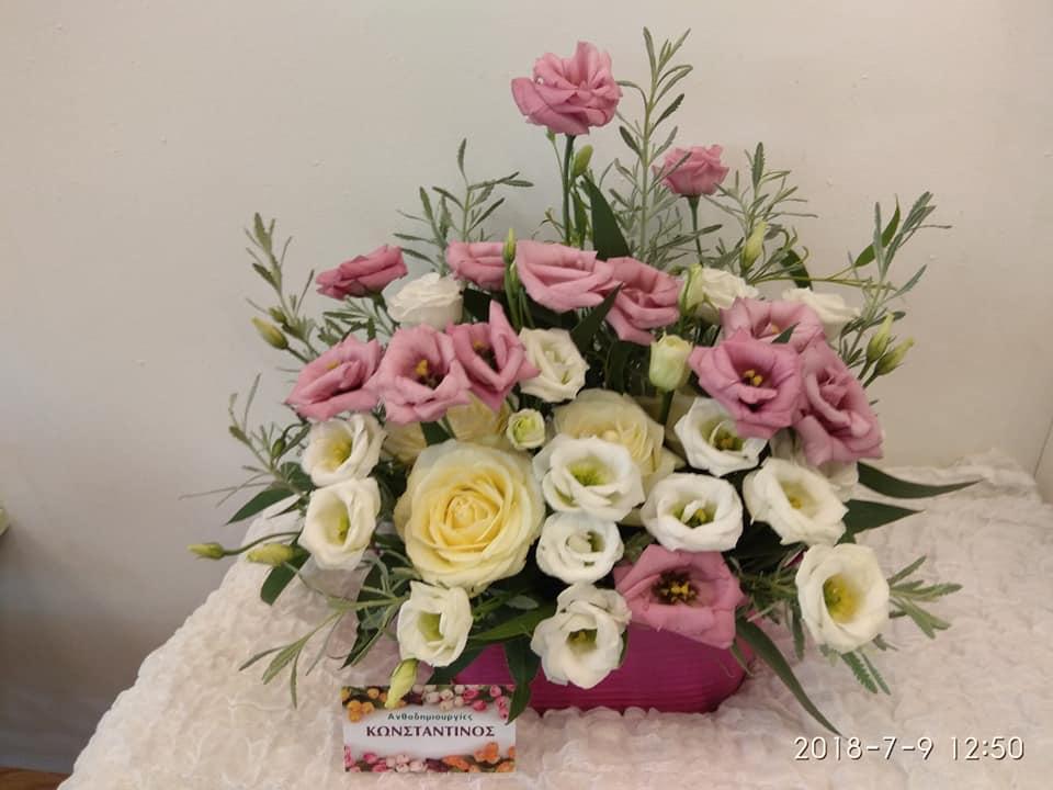80d7af57395 Σύνθεση Λουλουδιών