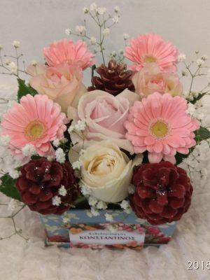 box fresh flowers