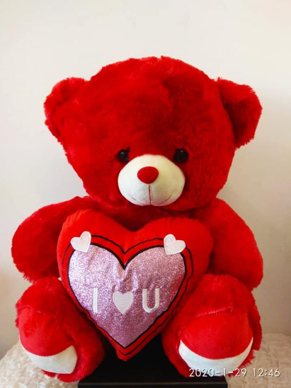 TEDY BEAR I LOVE YOY