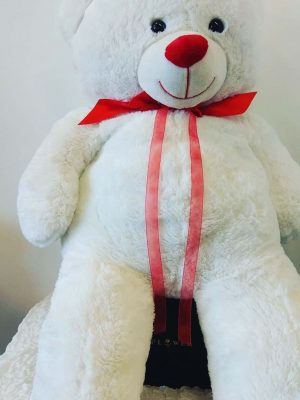 BIG TEDDY BEAR LOUTRINO BEAR SAINT VALENTINO