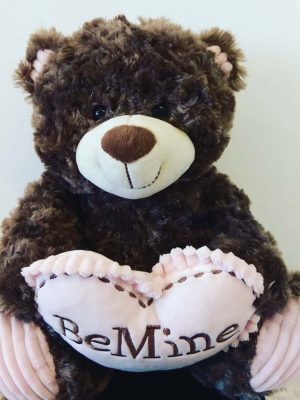 TEDY BEAR Be Mine