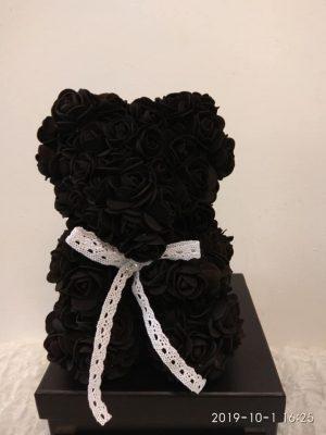 Black Rose Bear