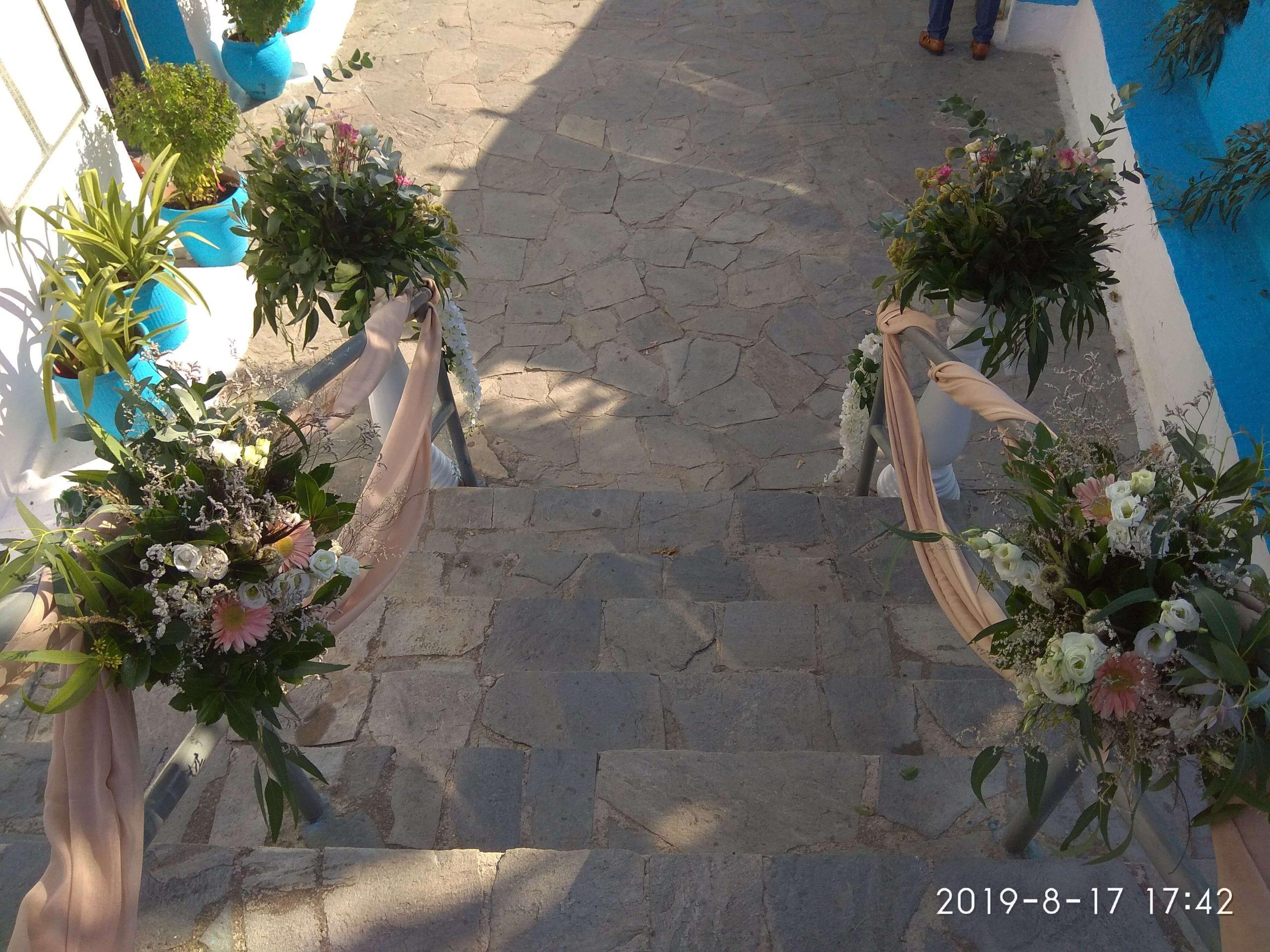 διακοσμήσεις γάμου Θεσσαλονίκη | Online ανθοπωλείο ανθοδημιουργίες Τούμπα Θεσσαλονίκης