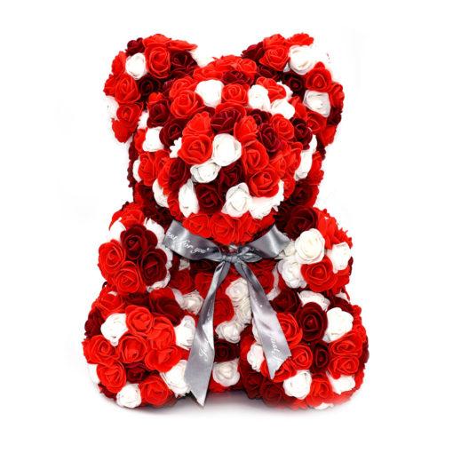 Rose Bear Tricolor