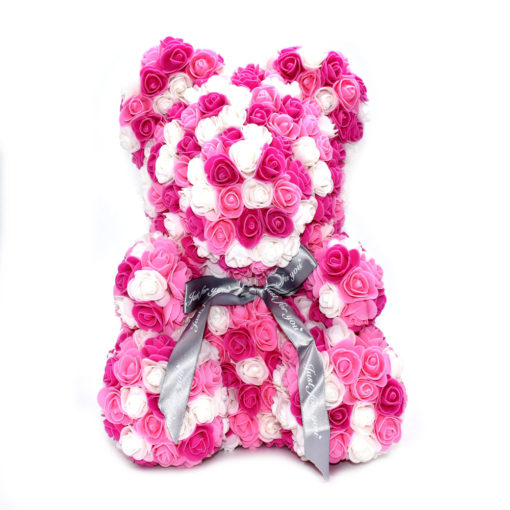Rose Bear τρίχρωμα