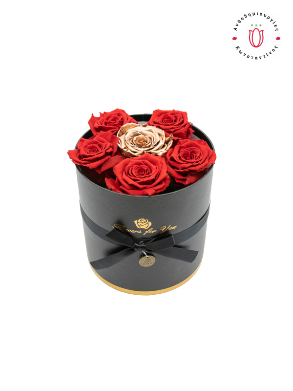 FOREVER ROSES  IN A BOX
